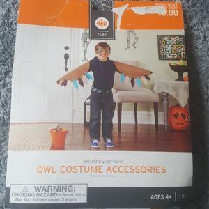 Other - Owl costume . DIY KIDS KIT.